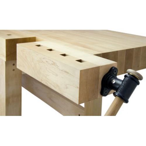 Elegant Woodworking Bench Screw Tail Vise Hardware  Best Wood Idea