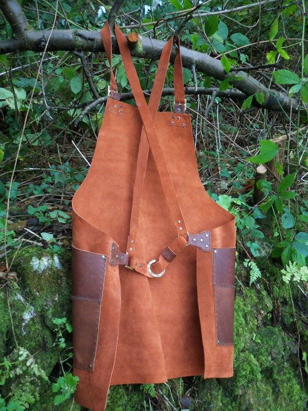 Craftmen: Woodworking aprons leather