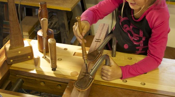 Shop made Fidgenian Frame saw – part 1