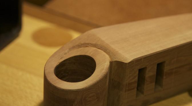 Shop made Fidgenian frame saw – part 2