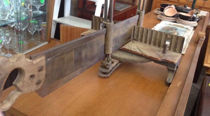 A new frontier for Je ne sais quoi woodworking