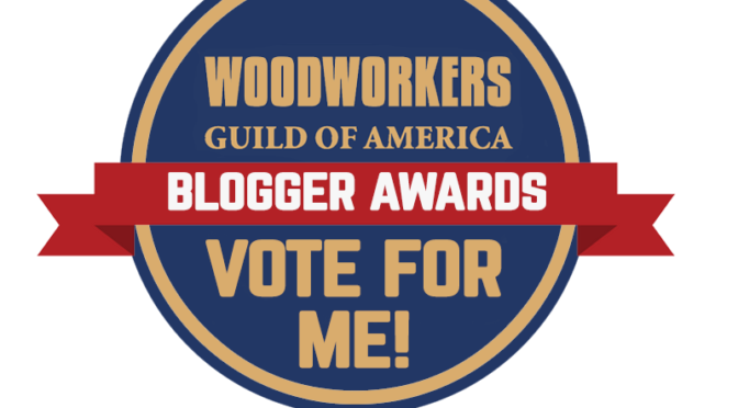 Please vote for Je ne sais quoi Woodworking