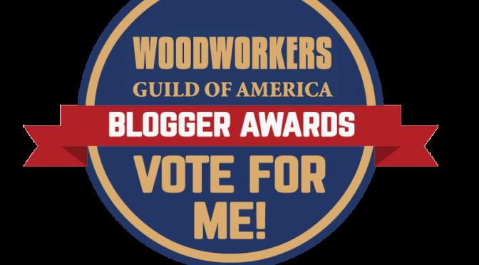 Please vote for Je ne sais quoi Woodworking
