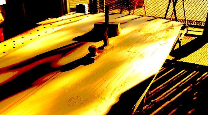 Reuleaux Table – Plat principal numero deux